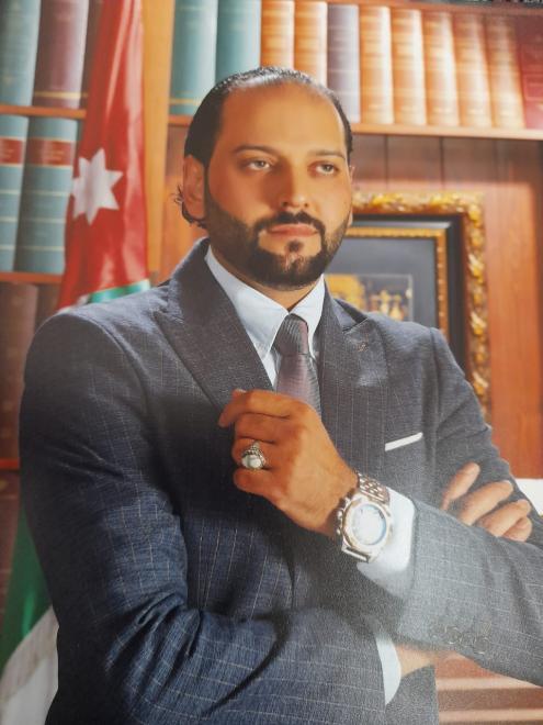 أحمد حمد صالح مرشح الشباب من اقوى مرشحين في رابعة عمان