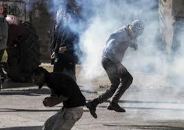 فلسطين.. عشرات إلاصابات بالرصاص خلال قمع الاحتلال لمسيرة