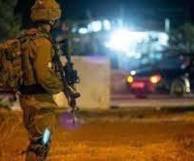 اصابة طفل برصاص الاحتلال في رام الله