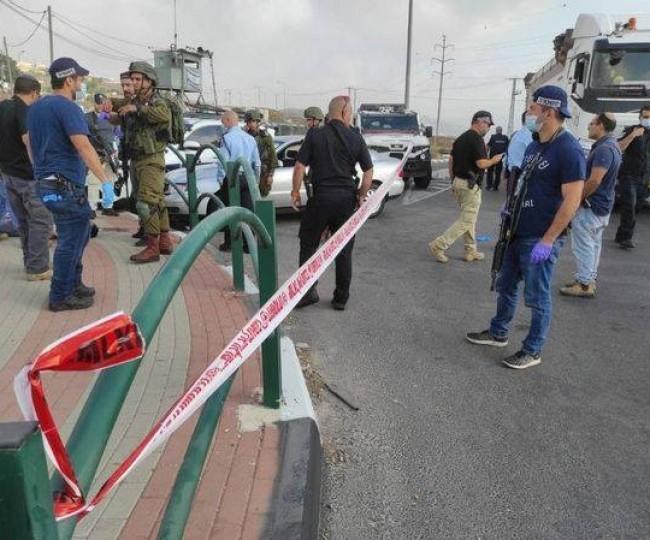 استشهاد شاب برصاص الاحتلال في القدس بزعم تنفيذ عملية دهس