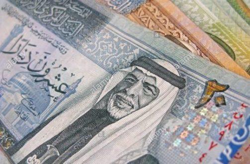 ارتفاع الدين العام في الأردن إلى 33.2 مليار دينار