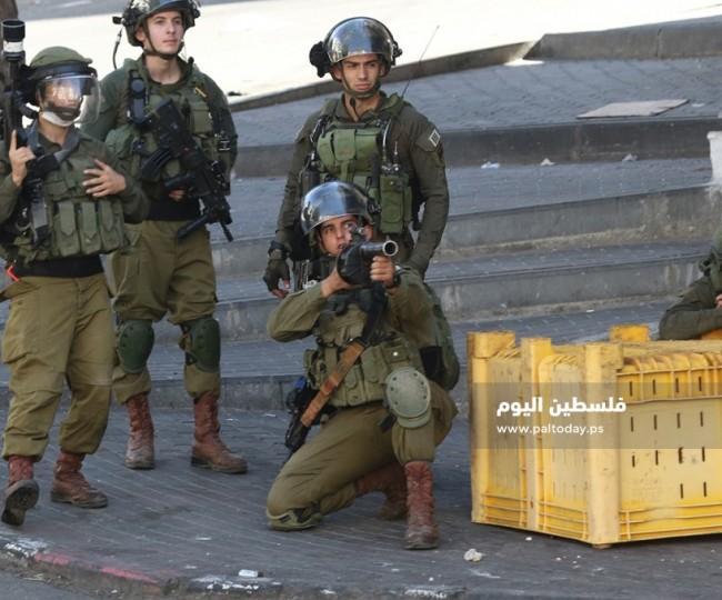 إصابة فتى بجروح خطيرة برصاص قوة إسرائيلية جنوب قلقيلية