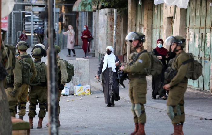 إصابات في مواجهات مع قوات الاحتلال قرب حاجز بقلقيلية