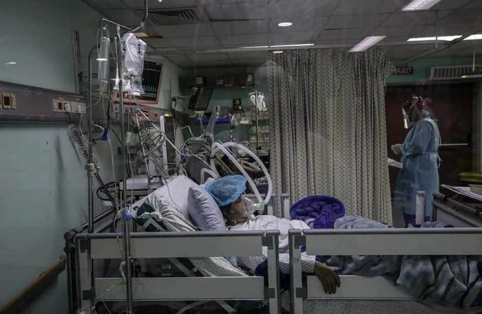 قطاع غزة يسجل 9 حالات وفاة و(815) إصابة جديدة