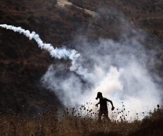 إصابات ومواجهات خلال اقتحام قوات الاحتلال لمناطق متفرقة في الضفة