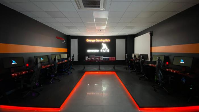 أورانج وFATE تطلقان منشأة تدريبية للألعاب الإلكترونية