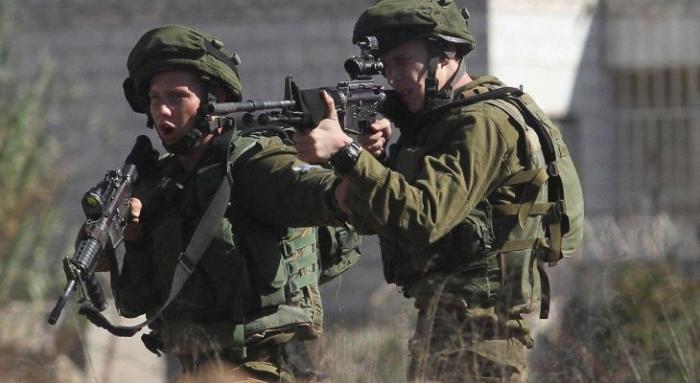 إصابة شابين برصاص الاحتلال في مواجهات في شمال رام الله