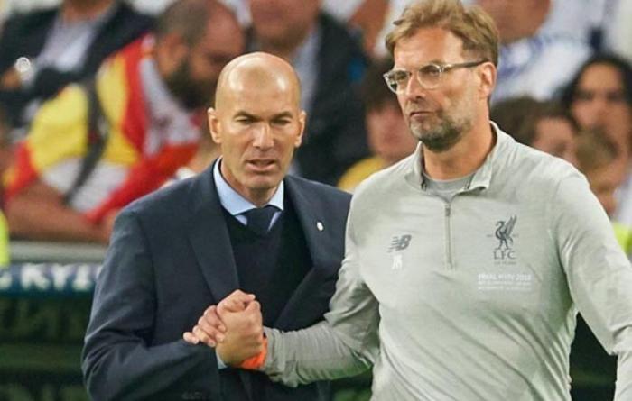 يورجن كلوب خلفاً لزيدان في ريال مدريد