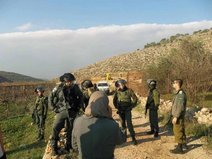 الاحتلال يستولي على 193 دونمًا لصالح المستوطنات شرقي رام الله