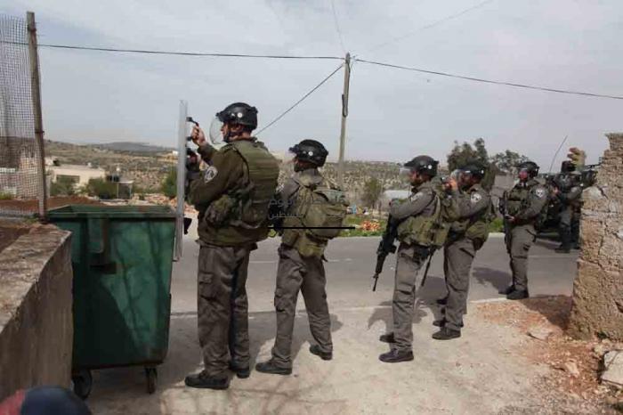اعتقالات ومواجهات في فلسطين وإصابة جنديين