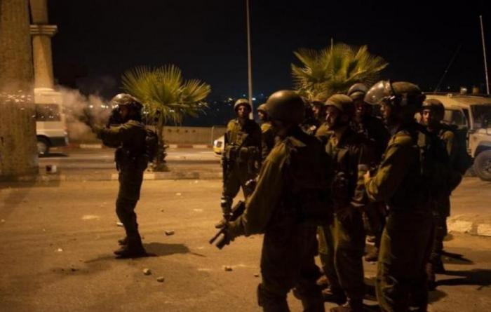 مواجهات في جبل الزيتون شرق القدس واعتقال ثلاثة شبان
