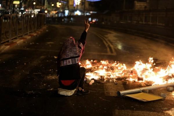 إصابات واعتقالات خلال مواجهات مع الاحتلال بالقدس