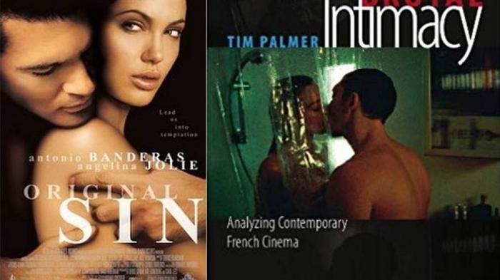 ممثلون مارسوا الجنس في الحقيقة في أفلامهم.. من بينهم أنجلينا وروبرت