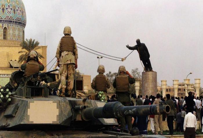 18 عاماً على سقوط بغداد
