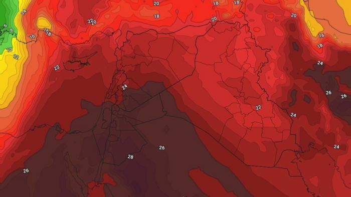 موجة الحر تبدأ تشتد الاثنين في عمان