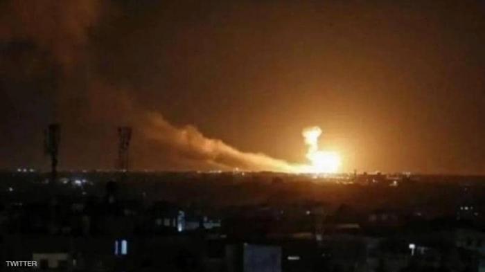 صاروخ يستهدف قاعدة أميركية في مطار أربيل
