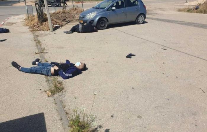 بالصور 3 شهداء برصاص الاحتلال في جنين شمال الضفة الغربية
