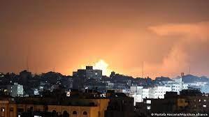 غزة تمطر مدن العدو بالصواريخ