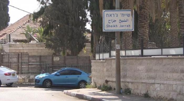 العدو ينسحب من حي الشيخ جراح ويزيل الحواجز