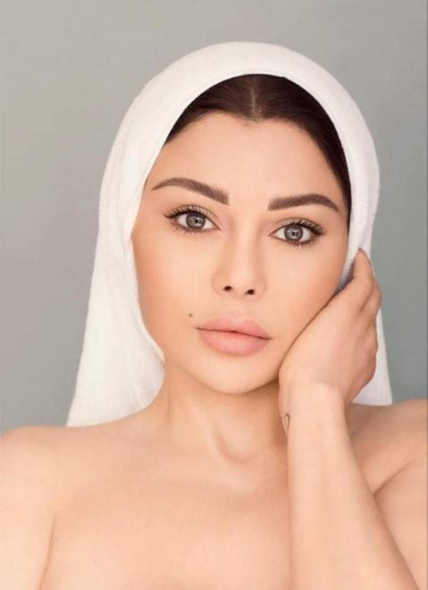 تفاصيل صورة هيفاء وهبي الجديدة من دون Makeup