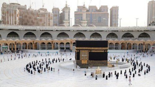 مكة المكرمة تسجل أعلى درجة حرارة على وجه الأرض