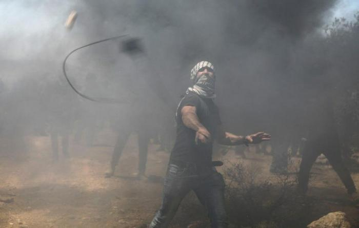 إصابات بالاختناق خلال مواجهات مع الاحتلال في يعبد جنوب جنين