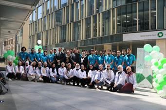بنك صفوة الإسلامي يعلن عن انطلاق البرنامج التدريبي الصيفي  2021