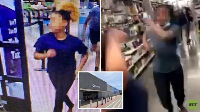 4 مراهقات يقتلن فتاة داخل متجر ويوثقن ذلك! (فيديو)
