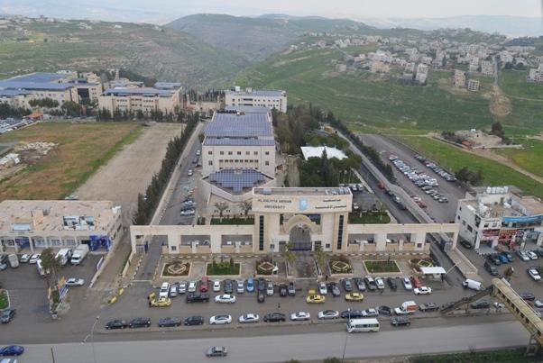 بالاسماء ....تشكيلات اكاديمية في جامعة عمان الاهلية