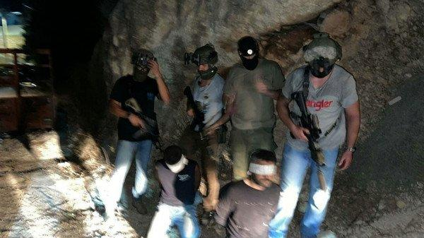الاحتلال يعتقل أسيرين آخرين.. الزبيدي وعارضة جنوب الناصرة