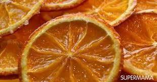 برتقال تالف في أحد المولات