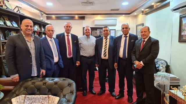 الحوراني يلتقي وفدا من لجنة متابعة شؤون طلّاب عرب 48
