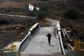 استنفار للاحتلال على حدود الأردن