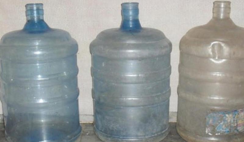 محلات بيع المياه المفلترة في جرش بلا رقابة والعبوات بلا تعقيم