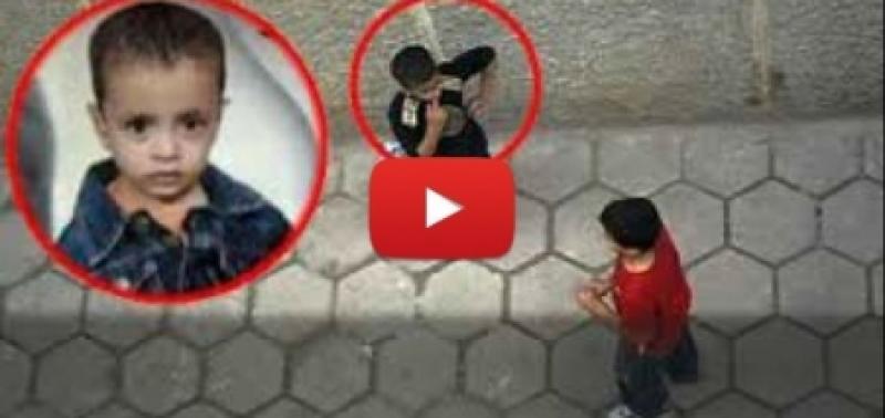 جريمة هزت المجتمع المصري :طفل عمره 6 سنوات قتله زميله !!