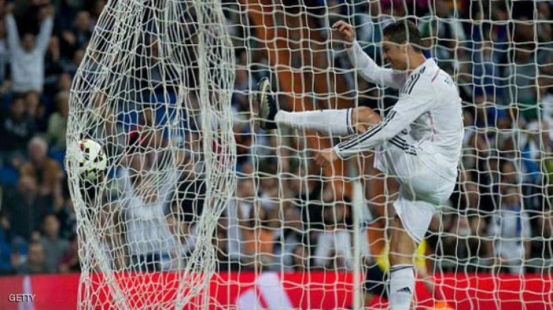 رونالدو ثاني أسوأ منفذ لركلات الجزاء في تاريخ ريال مدريد