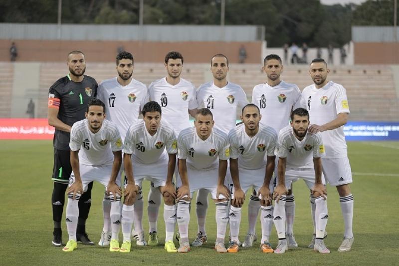 تشكيلة منتخب الأردن لمواجهة مصر تُعلن قريباً