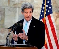 كيري.. هزيمة داعش تتطلب تحالفا دوليا واسعا