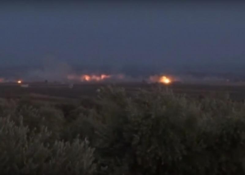 بالفيديو .. السلاح الفتاك يجبر المعارضة المسلحة في سوريا على التراجع