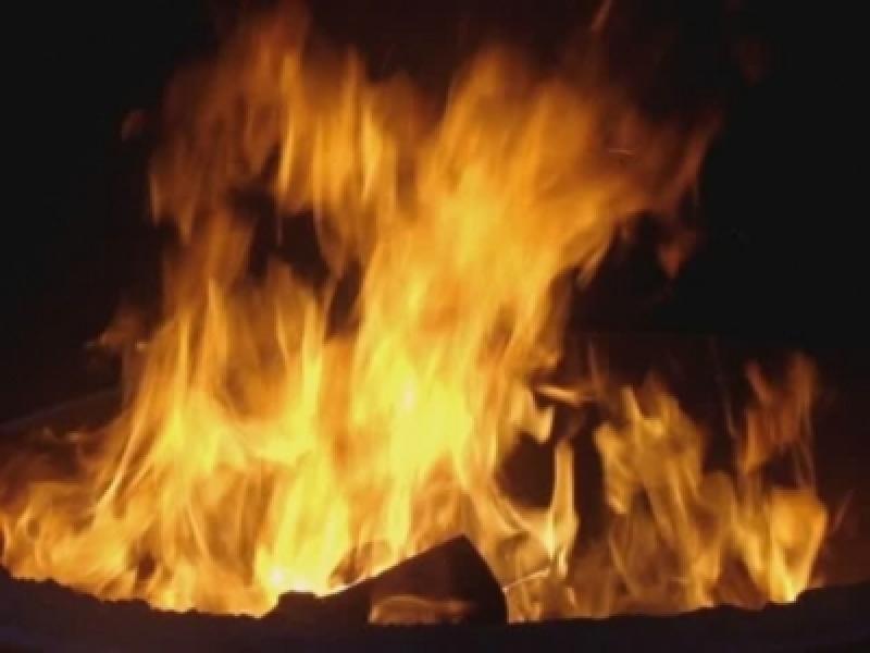 اسطوانة غاز تحرق مطعماً في عمان