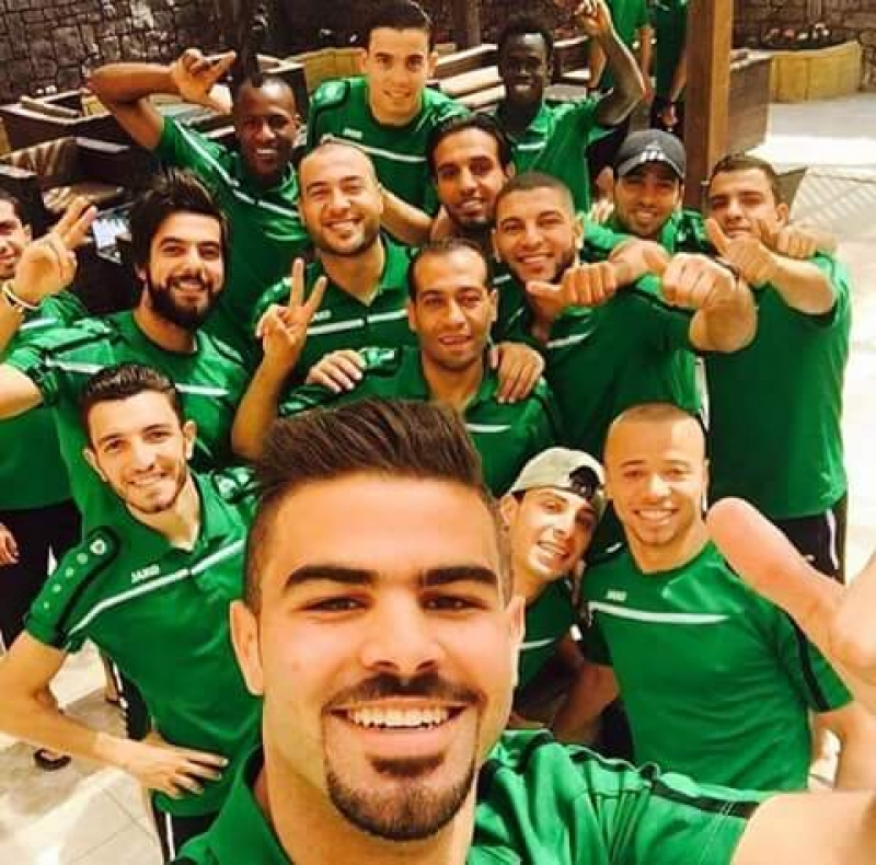 الوحدات الأردني يعتمد القائمة الآسيوية للاعبيه