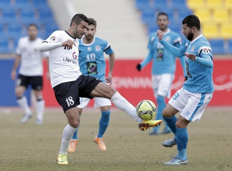 صراع رباعي لبلوغ نهائي كأس الأردن