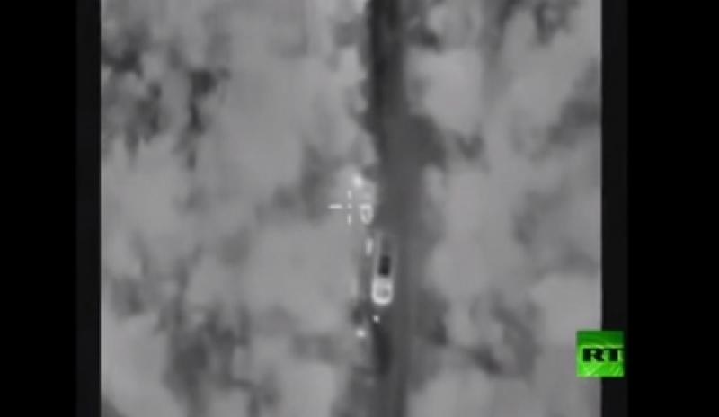 بالفيديو...روسيا تنتقم و تقتل جميع المسلحين الذين طاردوا الطيار الروسي!