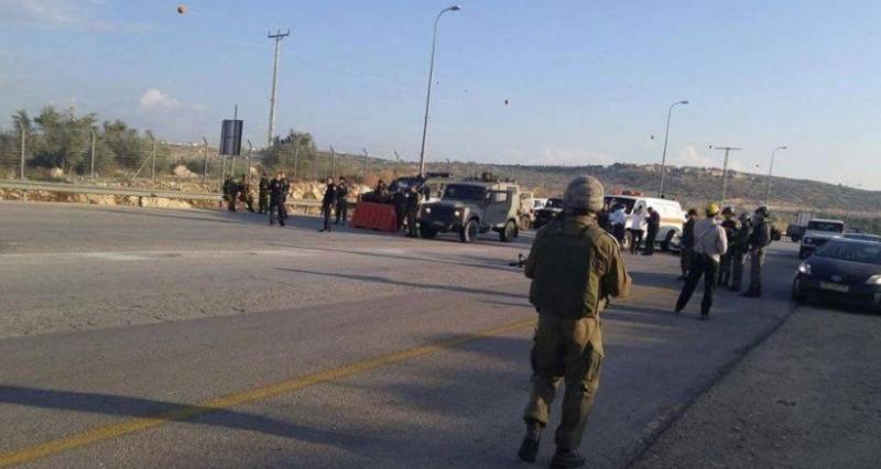 الاحتلال ينصب حاجزا على مفرق كفيرت ويعيق حركة المواطنين