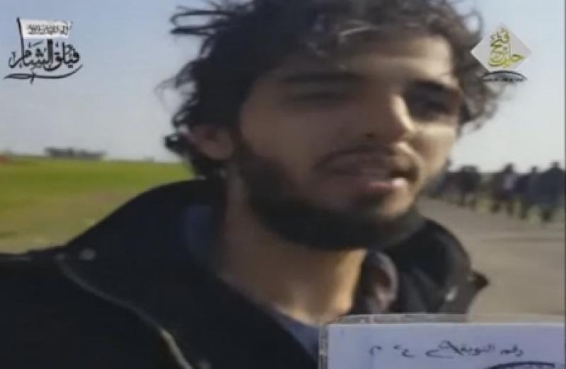 شاهد بالفيديو...انشقاق مجموعة من تنظيم الدولة بتنسيق مع فيلق الشام