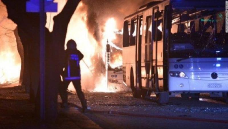 تحليل الحمض النووي يؤكد أن منفذ هجوم أنقرة تركي