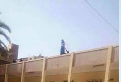 طالبة من اربد تحاول الانتحار من سطح عمارة
