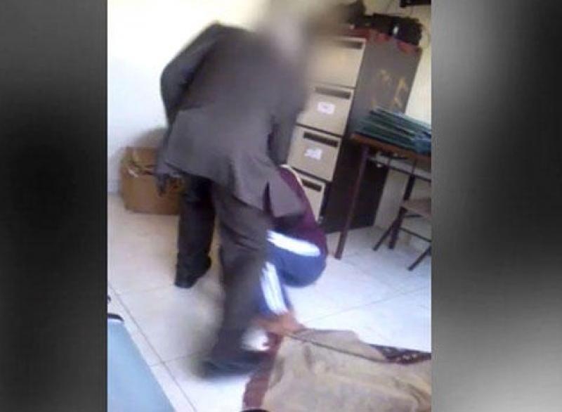 فيديو مؤلم جداَ يثير غضب الأردنيين