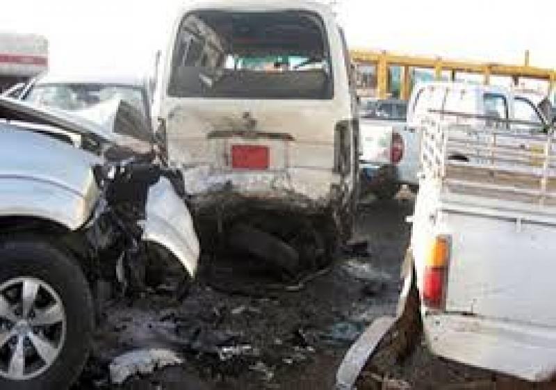 إصابة (11) شخص اثر حادثي تصادم في محافظتي الزرقاء وجرش