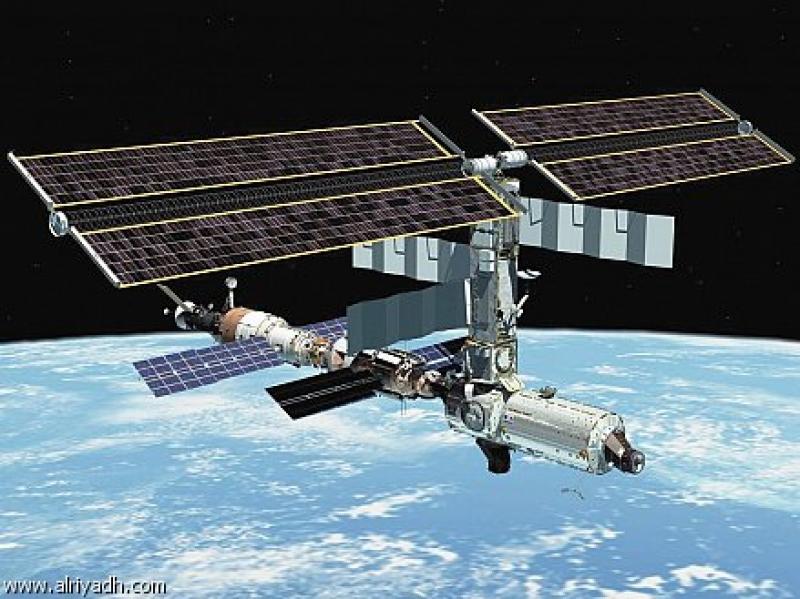 محطة الفضاء الدولية تعبر سماء المملكة الجمعه